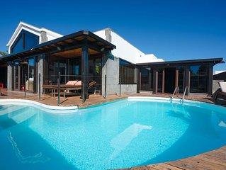 Villa Ana iris Golf en Lanzarote.