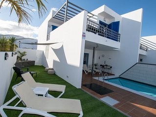 Casa Sofia is a stunning newly refurbished villa with private pool and sea views