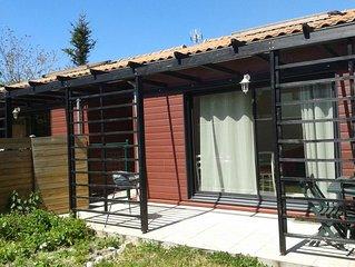 ANGOULINS - Petite maison au bord de la mer - Location DIMANCHE / DIMANCHE