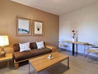 AGUERE I,  Confortable apartamento, ubicado en la Laguna.  Norte de Tenerife,