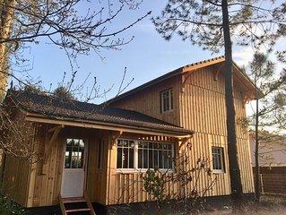 'LA CABANE' Très belle Maison en bois