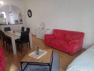 Appartement T2 de 60m2 en hypercentre d'Angers