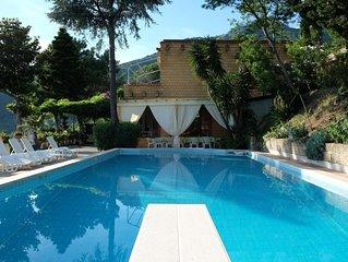 QuattroSorelle, Villa in Campania, near Pompei, Amallfi, Sorrento, Neaples