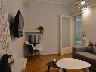 Spacious and Cozy Apartment Near Music Hall