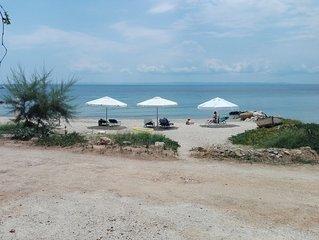 Ferienwohnung fur 2-3 Personen am Strand von Nikiti Chalkidiki