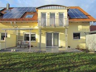 Ferienwohnung Fischbach, 80qm, Balkon, 2 Schlafzimmer, 4 (max. 6 Personen)