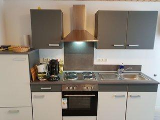 Apartment Kehl zentral und ruhig nähe Strassbourg / Europapark