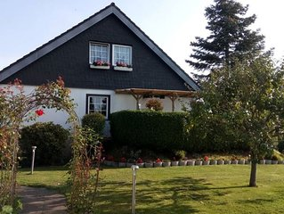 Neuhaus Oste nahe Cuxhaven