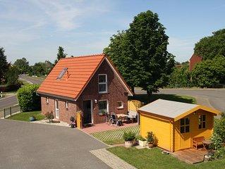 Freistehendes Ferienhaus 'Kleines Hauschen' im Alten Land, Hollern-Twielenfleth