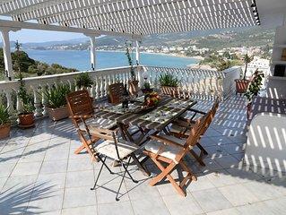 Amazing panoramic view, discount of 10% between 10.9.-30.9.19