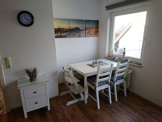 2 Zimmer Maisonettewohnung in Strandnähe Wohlenberger Wiek bei Boltenhage Ostsee