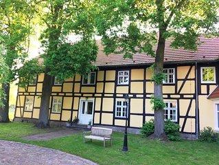 Ferienwohnung  auf dem Rittergut Bomitz
