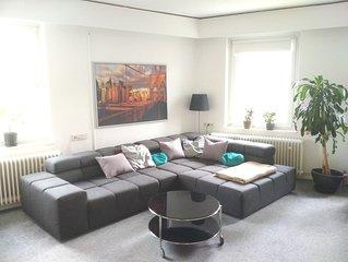 Bestlage - Zentrale Wohnung mit Eilenriedenblick