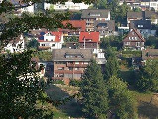 Ferienwohnung 60m² im wunderschönen Haus Krick im Schwarzwald