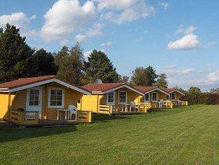 Wunderschöne Campinghütten