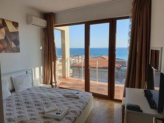 Luxury Penthouse Sea View Sunny Beach