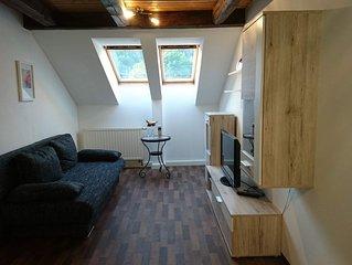 gemutliche Dachwohnung in der schonen Sachsischen Schweiz