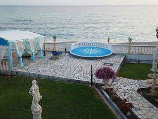 ANGEBOT!! Luxus muss nicht teuer sein! Privater Strandzugang, WiFi uvm. (OG)