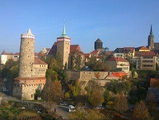 Am Rand der historischen Altstadt, Ferienwohnung mitten im Zentrum