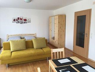 Ferienwohnung nahe Bodensee, neu renoviert