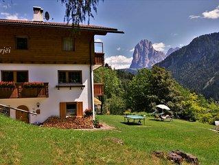 Großzügig renovierte Wohnung 100 qm, 2 Balkone, idyllische Lage, nahe Wanderwege