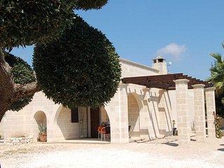 Casa Nidolino - Ihr Ferienhaus in Apulien, Italien