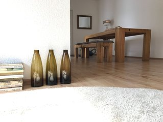Westside2 großzügiges Apartment mit Balkon und eigenem Parkplatz in Plagwitz