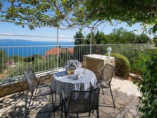Villa Bella Vista Giardino 2