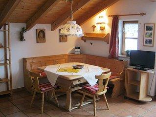 Ideale Familienwohnung für bis zu 5 Personen