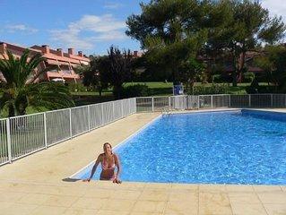 T2 am Meer,150 m zum Strand/ Meer, TOP Preise, KOSTENLOS WLAN, Pool, Tennis