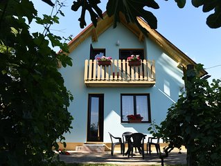 Gemutliches Ferienhaus im Herzen der Weinberge