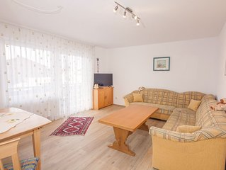 Ruhig, TV, WLan, 2 Balkone, Seenahe, Natur,