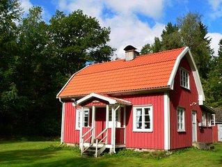 Familienfreundliches Ferienhaus im Naturparadies