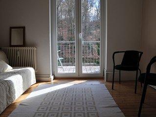 Wohnung mit Balkon und Traumblick