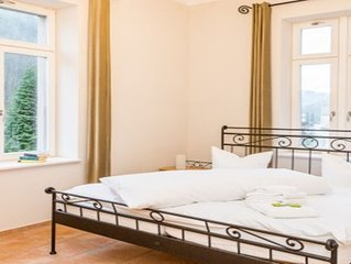 Villa Emma No. 3. Traumferienwohnung in der Sachsischen Schweiz