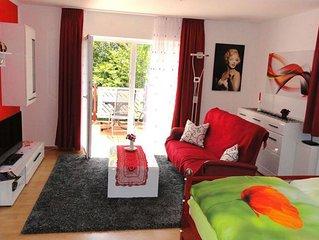 Sonnige Wohnung in Seenähe mit 62 m²
