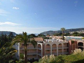 Klimatisierte 2-Zimmer-Wohnung in Pierre & Vacances Ferienanlage