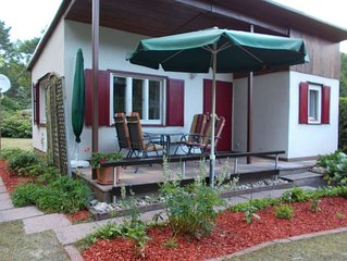 Ferienhaus am Langen See - Natur pur und doch ganz in der Nähe von Berlin
