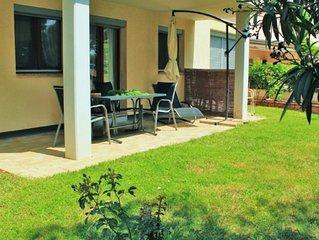 Ferienwohnung in Rovinj (Borik) - Top ruhige Lage - 150m vom Strand - Balkon
