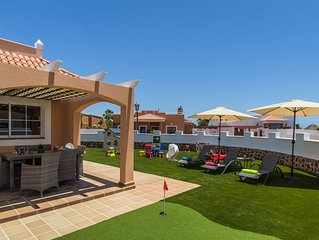perfect villa for family holidays