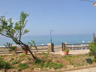 StrandHaus Yannis am Agios Gordios Strand auf Korfu