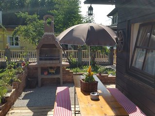 Binderhausl, das idyllische Ferienhaus im Herzen Salzburgs