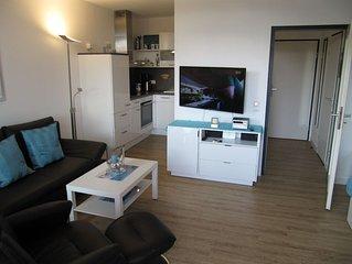 Ostsee Idyll Modern eingerichtete Ferienwohnung im Haus Berolina mit Schwimmbad