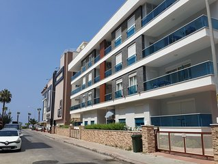 Ferienwohnung nur 1 Gehminute zum Kleopatra Strand fur 2 - 4 Personen