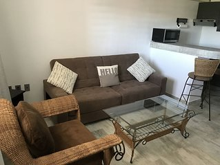 New renovated Apartment in secured area of friendly Island Sint Maarten