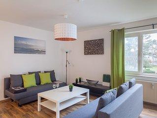 Schöne modern eingerichtete Zweizimmerwohnung in Hannover List