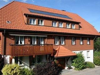 Ferienwohnungen **** in ruhiger, zentraler Lage in Hinterzarten, inkl. WLAN