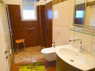 Gemütliches Luxus-Apartment im Herzen Frankfurts  Nähe Zentrum, Main und Messe