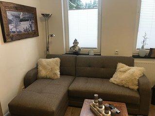 Moderne 2 Zimmerwohnung mit WLAN