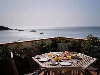 Premium establishment Taormina/Etna region with stunning seaview